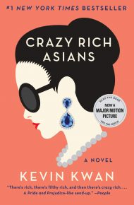 Crazy Rich Asians - Kevin Kwan